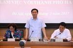 Hà Nội giảm được hơn 120 đơn vị sự nghiệp thuộc sở, ban, ngành