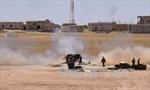 Quân đội Syria giành quyền kiểm soát khu vực sa mạc phía nam