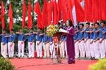 Ra quân Chiến dịch Thanh niên tình nguyện Hè 2017