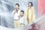The Voice 2017: Anh Tú hát 'Cát bụi' cùng nữ ca sĩ Cẩm Vân và Nhật Minh