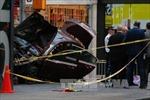 Xe lao vào đám đông ở Tây Ban Nha, nhiều người bị thương
