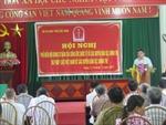 Bắc Ninh đẩy mạnh tuyên truyền, nâng cao kiến thức pháp luật cho hơn 5.000 hòa giải viên