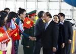 Những hình ảnh đầu tiên của Thủ tướng Nguyễn Xuân Phúc tại Hoa kỳ