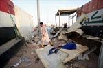 Thủ đô Baghdad lại rung chuyển vì bom xe
