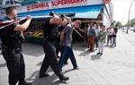 Đức bắt giữ kẻ âm mưu đánh bom liều chết tại Berlin