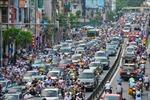 Chỉ hạn chế xe máy tại Hà Nội khi vận tải công cộng đáp ứng 70% nhu cầu đi lại
