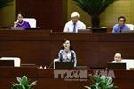 Thông cáo số 18 kỳ họp thứ 3, Quốc hội Khóa XIV