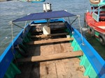 Bất an với những phương tiện tự chế chở khách trên biển Phú Quốc