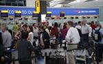 Vì một sự cố máy tính, British Airways thiệt hại 80 triệu bảng