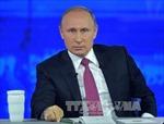 Tổng thống Nga cảnh báo hậu quả từ các lệnh trừng phạt mới của Mỹ