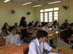 Chiều 21/6, khoảng 860.000 thí sinh làm thủ tục thi THPT quốc gia