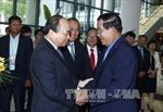 Thủ tướng Nguyễn Xuân Phúc làm việc với Thủ tướng Campuchia Samdech Techo Hun Sen