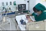 Cứu sống bệnh nhi 1 tháng tuổi teo thực quản hiếm gặp