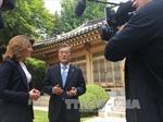 Hàn Quốc kêu gọi Trung Quốc tăng cường kiềm chế Triều Tiên