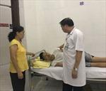 Nam thanh niên loạn thần đòi nhảy lầu tự sát tại BV Bạch Mai