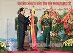 Trao tặng Bộ đội Biên phòng TP Hải Phòng danh hiệu Anh hùng Lực lượng Vũ trang Nhân dân