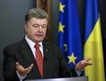 Một số chính khách Ukraine rục rịch chuẩn bị luận tội Tổng thống Poroshenko