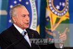Brazil xác nhận bằng chứng về hành vi tham nhũng của Tổng thống M.Temer