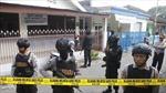 Hai nghi can IS hành hung cảnh sát Indonesia