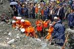 Công bố danh tính 118 người mất tích vụ lở đất Trung Quốc