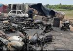 Pakistan: Vụ cháy xe bồn hãi hùng làm 148 người chết biến dạng qua lời kể của cảnh sát trưởng