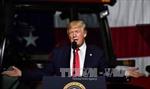 Tổng thống Mỹ Donald Trump: Mối đe dọa Triều Tiên phải được 'giải quyết nhanh chóng'