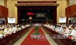 Thành ủy Thành phố Hồ Chí Minh: Ưu tiên phát triển hạ tầng, giảm ùn tắc giao thông