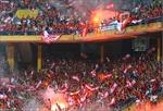 CĐV Hải Phòng bị cấm cửa sân khách đến hết mùa giải V-League 2017