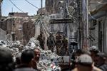 Chiến dịch giải phóng thành cổ Mosul sắp kết thúc