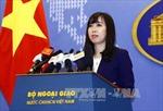 Hoạt động dầu khí diễn ra tại khu vực biển hoàn toàn thuộc chủ quyền của Việt Nam