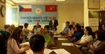 'Tiên học lễ' trong lớp tiếng Việt mùa hè ở Séc
