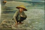 Vụ kỷ luật, thu hồi tranh 'Biển chết': Sao chép hay phái sinh?