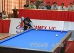 Giải Billiards Carom 3 băng quốc tế Bình Dương sẽ diễn ra từ 14-16/7