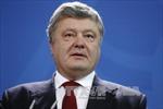 Tổng thống Ukraine đề nghị ngừng bắn lập tức tại Donbass