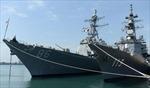 Tập trận hải quân Mỹ-Ấn-Nhật: Thông điệp chiến lược với Trung Quốc
