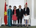 Thủ tướng Nguyễn Xuân Phúc gặp gỡ lãnh đạo Quốc hội Hà Lan