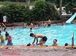 Hà Nội phổ cập bơi miễn phí cho học sinh phổ thông dịp hè
