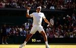 Wimbledon của những người già