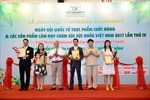 Khai mạc Triển lãm Quốc tế I3F Vietnam 2017