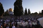 Lãnh đạo Israel và Palestine điện đàm sau vụ tấn công gần đền thờ al-Aqsa