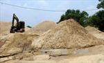 Thất thoát tiền tỷ từ việc bán trộm cát dự án tại Quảng Ngãi