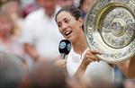 Thắng Venus nhanh và dễ dàng, Muguruza đăng quang Wimbledon 2017