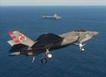 Cái kết khó đoán định khi chiến đấu cơ F-35 do Mỹ chế tạo kết hợp với tàu sân bay của Anh