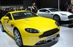 Hãng Aston Martin thu hồi xe lỗi