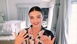 'Thiên thần' Miranda Kerr hướng dẫn tự trang điểm cho đám cưới