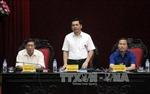 Thái Bình: Đối thoại với doanh nghiệp vận tải về việc dừng hoạt động xe khách nội tỉnh
