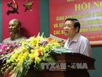 Hội nghị các Ban Nội chính Tỉnh ủy khu vực Trung du miền núi phía Bắc