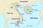Hình thành áp thấp nhiệt đới trên khu vực Bắc Biển Đông