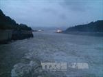 Từ 6 giờ ngày 22/7, Thủy điện Hòa Bình mở thêm cửa xả thứ 3