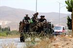 Quân đội Syria tấn công phiến quân tại biên giới Syria - Liban